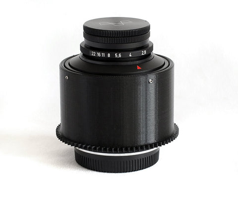 Deepshots Trioplan 50 Focus Gear (micro four thirds)