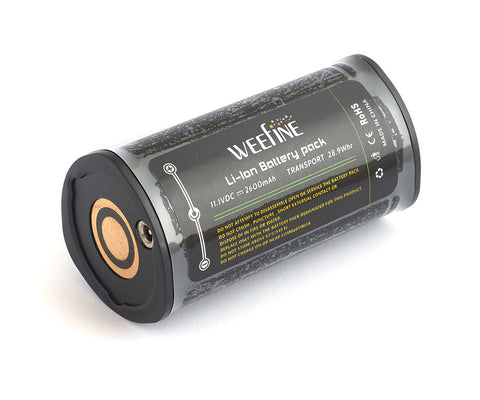 Weefine Spare Battery for Smart Focus 2300