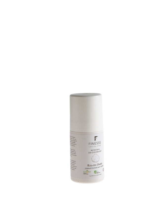 DEODORANTE ALLUME DI POTASSIO ROLL-ON UNISEX
