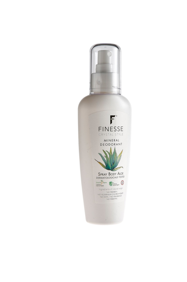 DEODORANTE ALLUME DI POTASSIO SPRAY – ALOE