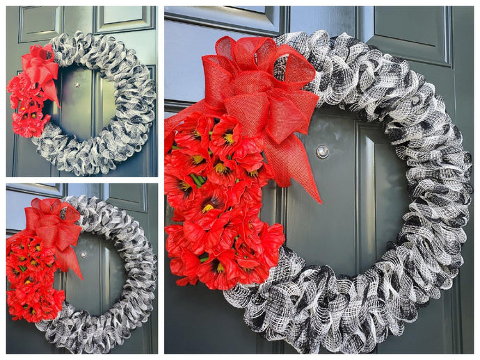 Remembrance Wreath - Pretty Kitsch Inc.