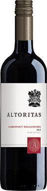 Altoritas Cabernet Sauvignon, Central Valley, Chile, 750 ml 12.0% - Hoxton Cabin