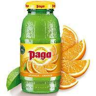 Pago Orange Juice - Hoxton Cabin