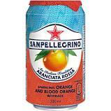 San Pellegrino Blood Orange 330ml - Hoxton Cabin