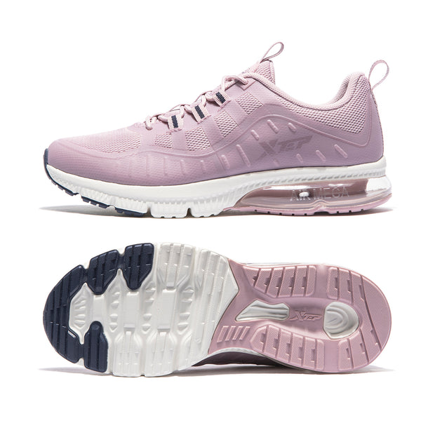 Xtep AIR MEGA Women Shock Absorption Breathable Sports Shoes