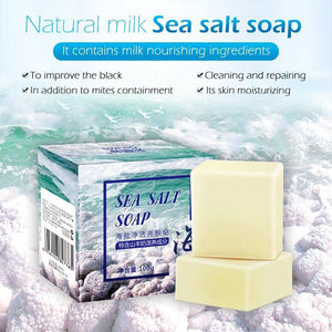 Sea Salt Soap - Deep Acne Cleaner