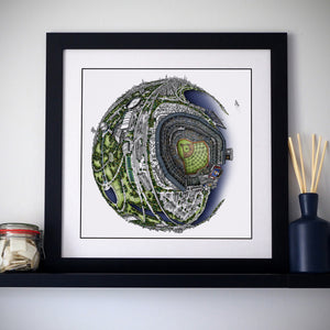 The Citi Field New York Globe (2021)