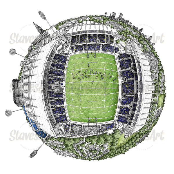 The Headingley Stadium Globe (2020)