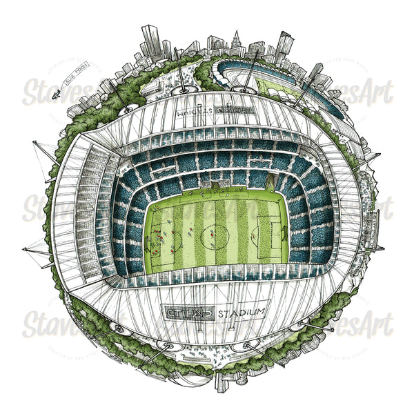 The Etihad Stadium Globe (2019)