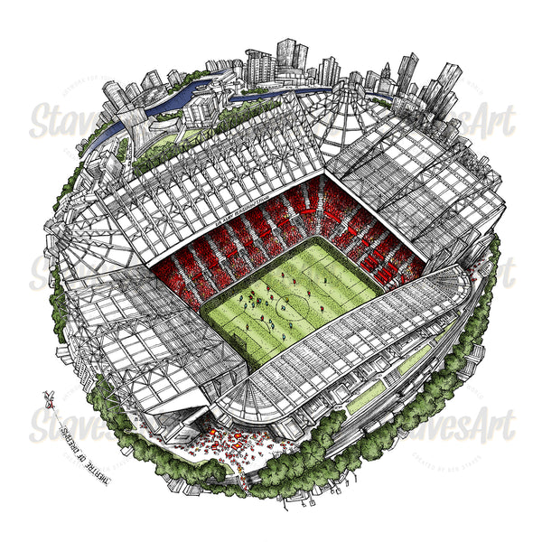 The Old Trafford Globe (2019)