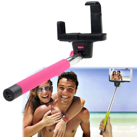 Handheld Selfie Stick (with Bluetooth)
