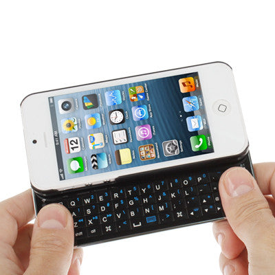 Keyboard Case for iPhone 5