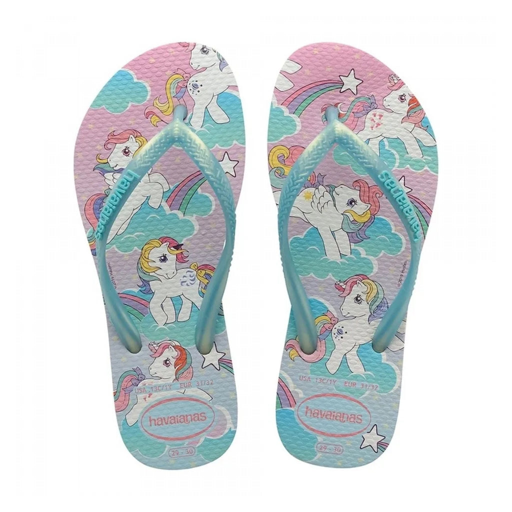 Sandalias Havaianas Kids Slim My Little Pony 4144514