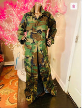 Load image into Gallery viewer, Custom Camo Trench Pre-Order