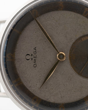 Omega two tone ghosted 1939 - Goldammer Vintage Watches