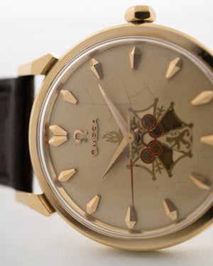 Omega Seamaster Olympic 1956 - Goldammer Vintage Watches