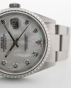 Rolex Datejust Mother-of-Pearl 1996
