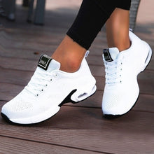 Load image into Gallery viewer, Women Running Shoes Breathable Casual Shoes Outdoor Light Weight Sports Shoes Casual Walking Sneakers Tenis Feminino Shoes