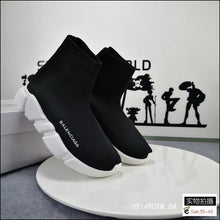 Load image into Gallery viewer, 2020 New Balenciaga- Best Quality Speed Trainer Sneakers Men Women Black Red Casual Shoes Fashion mens womens sports Sneakers 01