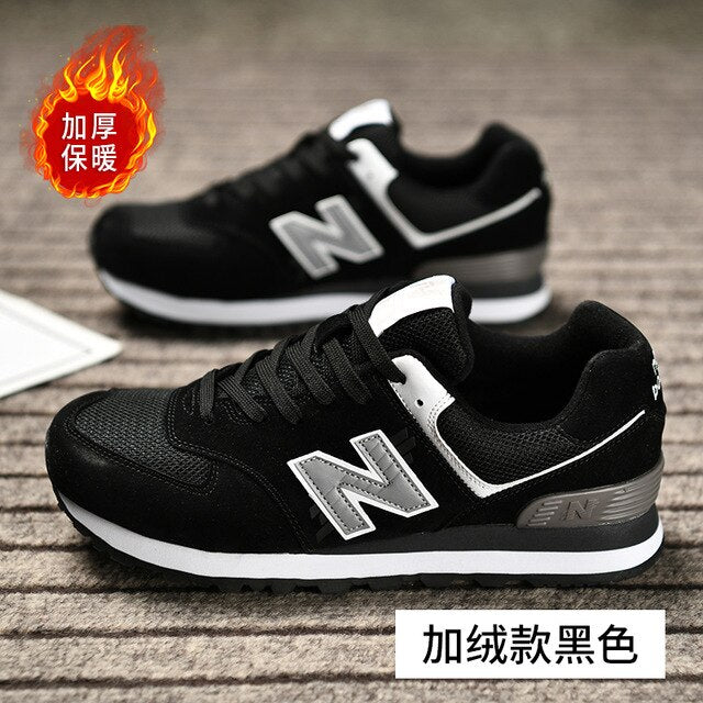 2021 new aunt N-shaped cool running sports men's shoes retro NB 574 running shoes lightweight student casual shoes women's shoes