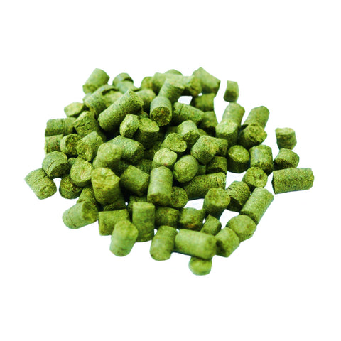UK First Gold Hop Pellet 1 lb