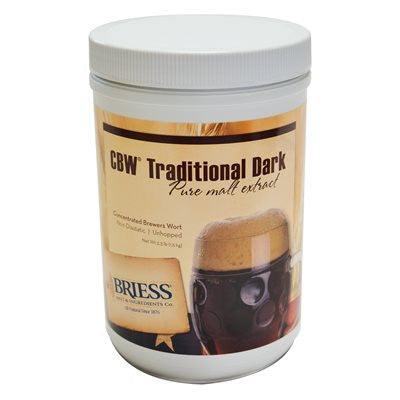 Briess CBW Traditional Dark 3.3 lb HB Canister