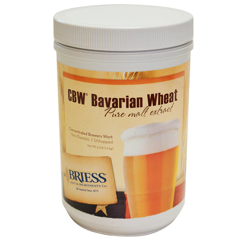 Briess CBW Bavarian Wheat 3.3 lb HB Canister