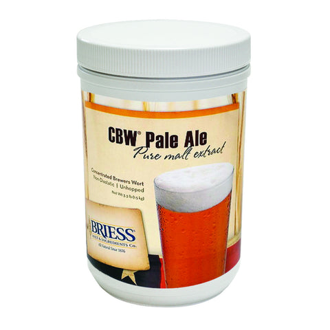 Briess CBW Pale Ale 3.3 lb HB Canister
