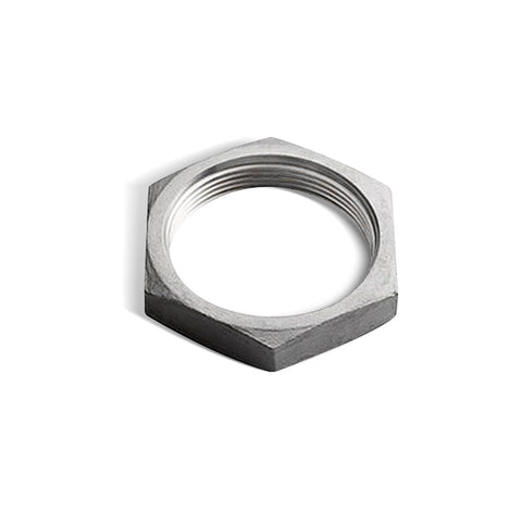 "Stainless Steel 1"" NPS Lock Nut For Electric Water Heater"