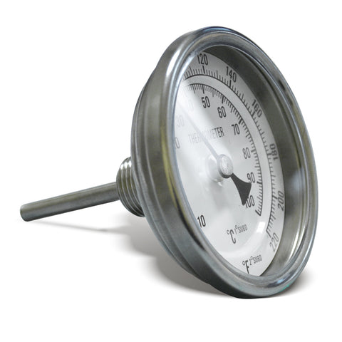 "Weldless Thermometer 2"" Probe"