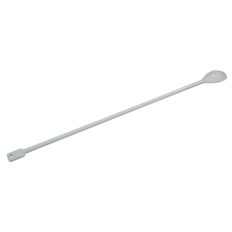 "Spoon 18"" High Temperature Plastic"