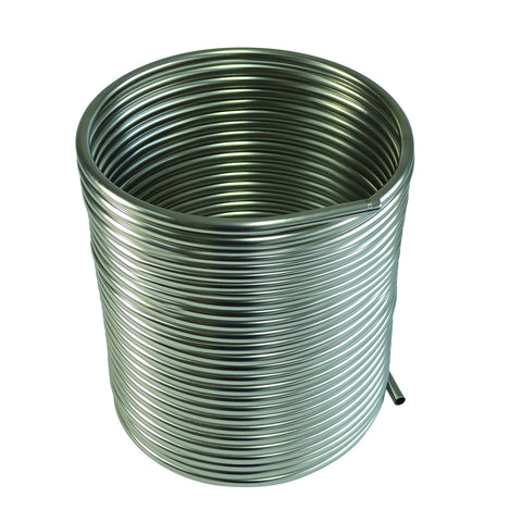 Stainless Steel Coil 50 ft