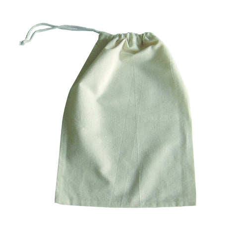"Muslin Steeping Bag 10"" x 6"""