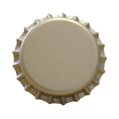 Beer Bottle Caps Pry Off Golden (60/Pack)