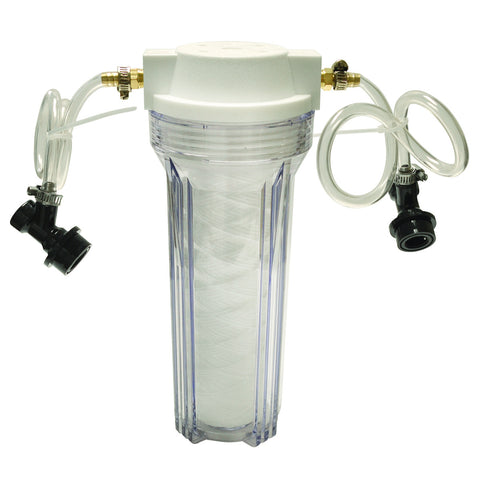 Beer Filtration Kit With Ball Lock Quick Disconnect