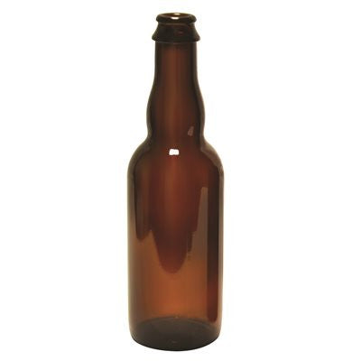 Beer Bottle 375 ml Belgian Pry Off (Case Of 12)