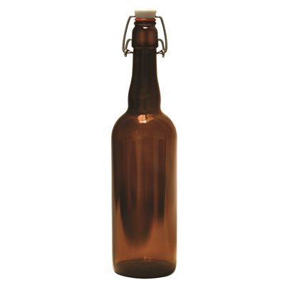 Beer Bottle 750 ml With Swing Top (Case Of 12)