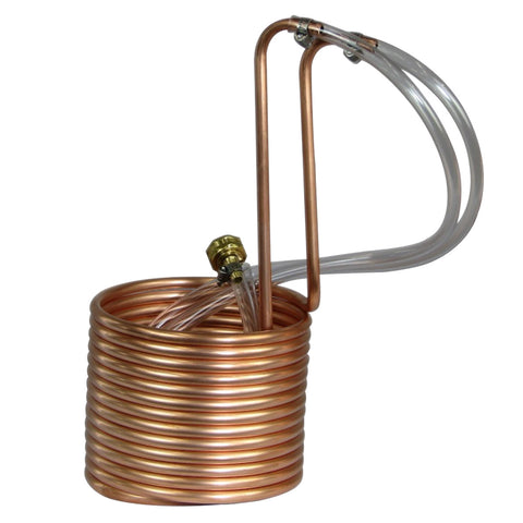 "Chiller 25' Compact Copper 3/8""OD W/Tubing"