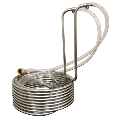 "Chiller 25' Standard Stainless 3/8""OD W/Tubing"