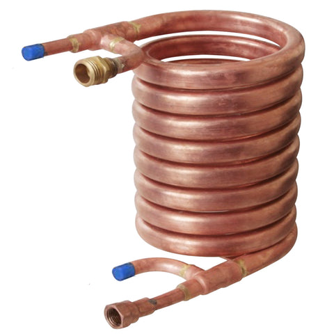 Chiller Counterflow Copper