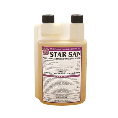 Five Star Star San 32 Ounce
