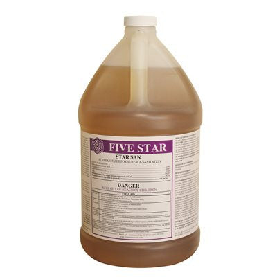 Five Star Star San 1 Gallon