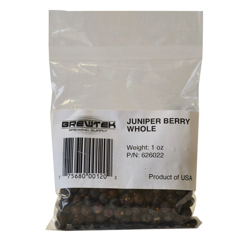 Juniper Berry Whole 1 oz