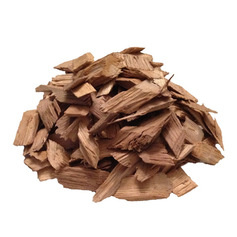 Oak Chips 1 lb Untoasted