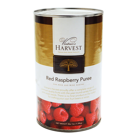 Raspberry 49 oz Fruit Puree