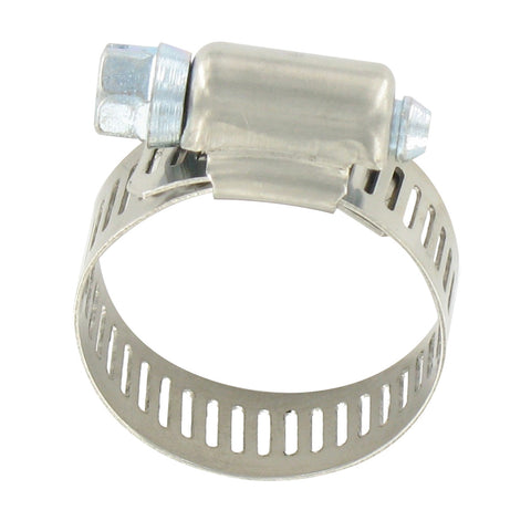 "Stainless Steel Hose Clamp 1/4""- 3/8"""