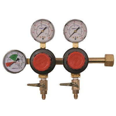 Taprite CO2 Regulator 0-60 PSI Dual T752HP-01