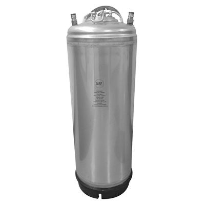 New Keg 5 Gallon Ball Lock