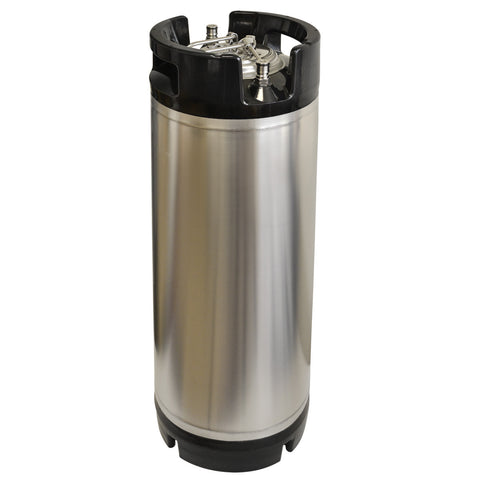 Keg 5 Gallon Ball Lock With Rubber Handle