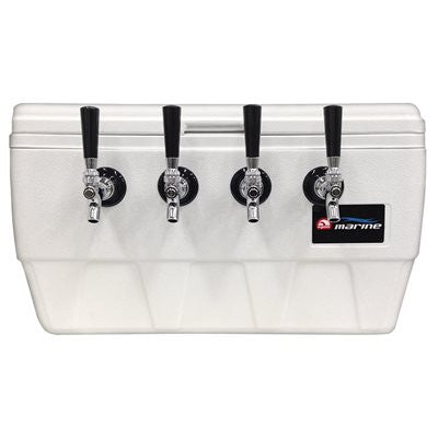 Jockey Box 48 Quart 4 Tap